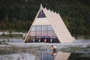 The Arctic Circle Houses the World's Largest Public Sauna