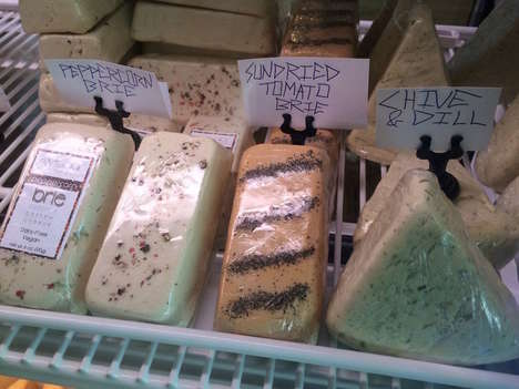 Vegan Cheese Shops - Vtopia Artisan Cheese Sells Only Plant-Based, Cruelty-Free Products