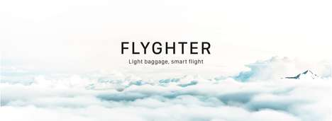 Incentivized Baggage Apps - This Luggage App Rewards Users Based on the Lightness of Their Bags