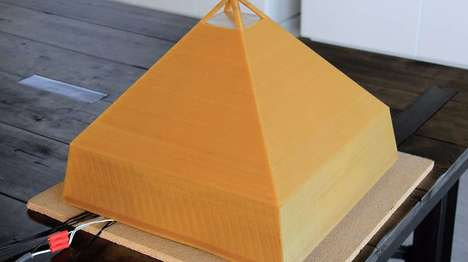 3D-Printed Smart Ovens - The Pyra Oven Can Be Controlled Using a Companion App