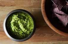 Healthy Guacamole Additions - This Guacamole Recipe Sees the Addition of Smashed Green Peas