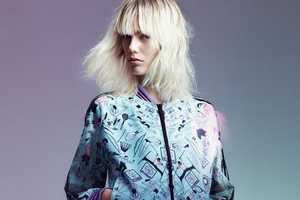 The Mary Katrantzou x Adidas Originals Line Features Wild Style