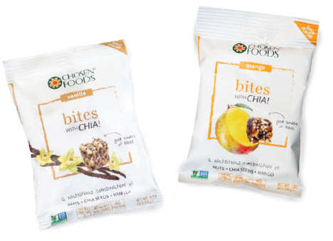 Energy-Boosting Superfood Snacks - These Chia Snacks Provide Energy Without Spiking Blood Sugar