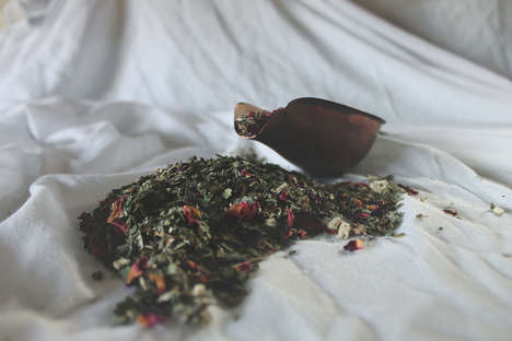 Soothing Bath Herbs - This Postpartum Bath Infusion Contains Healing Ingredients for New Moms