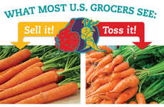 Food Preservation Campaigns - #WhatTheFork Aims to Reduce Food Waste by Embracing 'Ugly' Produce