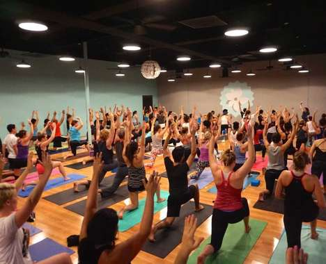 Diva-Inspired Yoga Classes