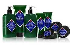 Gentleman-Targeting Hair Products - The Jack Black Hair Care Line is Made Using Natural Ingredients