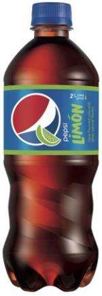 Lemon Cola Beverages - Pepsi Limon Caters to Hispanic Soda Consumers