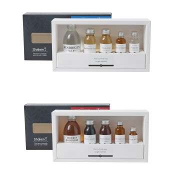 Custom Cocktail Kits - William Grant & Sons' Home Cocktail Kits Showcase Beverage Brand Signatures