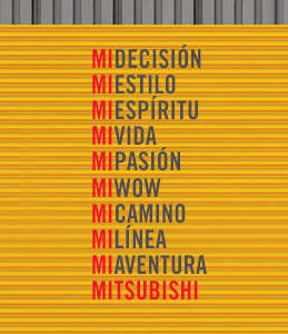 Latino-Centric Car Campaigns - The 'My Mitsubishi' Campaign Encourages Individuality Among Hispanics