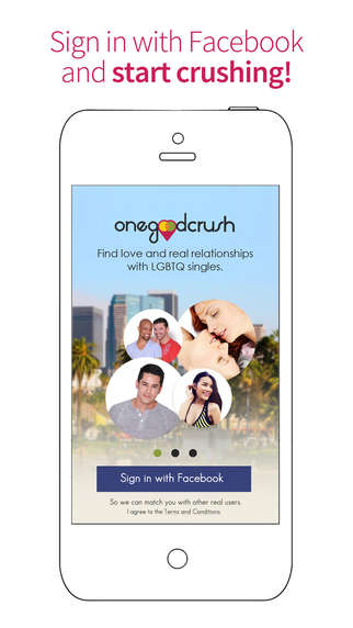 Gender-Inclusive Dating Apps - The 'One Good Crush' App Accommodates All Gender Expressions