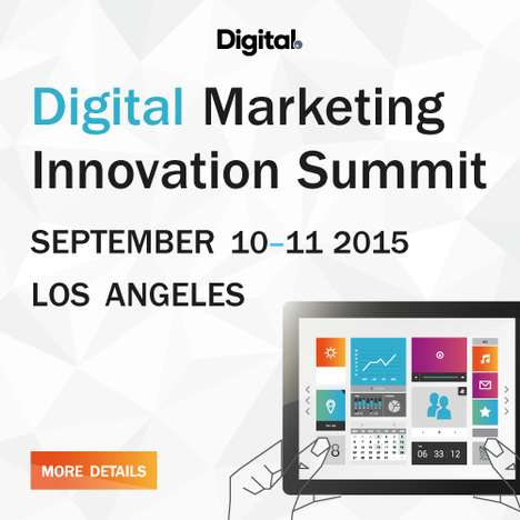 Immersive Digital Marketing Conferences - The Digital Marketing Innovation Summit Focuses on Content