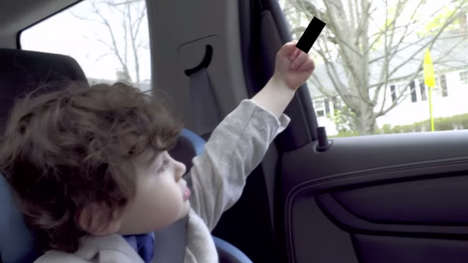 Cursing Child Commercials - 'Swearing Kids' Urges Parents to Buy a Smart Car So Kids Don't Curse