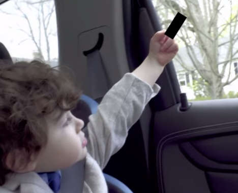 Cursing Child Commercials