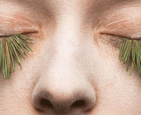 Grass Eyelashes