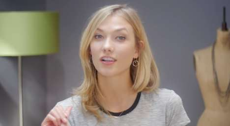 Candid Model Vlogs - Karlie Kloss' 'Klossy' YouTube Channel Shares Backstage Model Moments