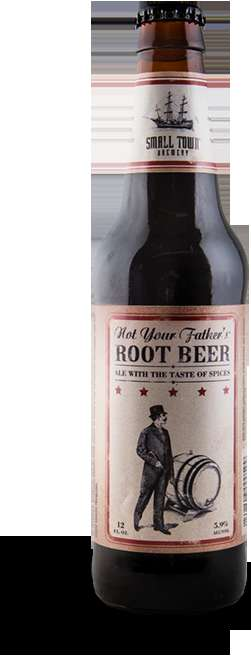 Alcoholic Root Beers - This Boozy Root Beer Puts an Adult Twist on a Classic Soda