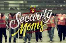 Motherly Soccer Match Security - Ogilvy Brazil Had Moms Patrol a Sport Club Do Recife Match