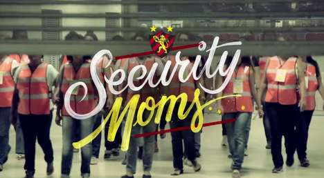 Motherly Soccer Match Security - Ogilvy Brazil Had Moms Patrol a Sport Club Do Recife Match