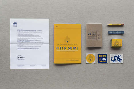 Online Schooling Kits - Drexel University's Welcome Kit Makes Distance Students Feel Included