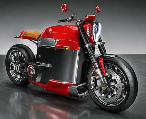 21 Innovative Motorized Bikes
