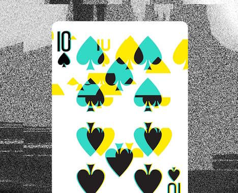 Reality-Bending Playing Cards