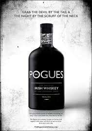 Punk Band Spirits - This Whiskey Created by 80s Punk Band 'The Pogues' is Floral and Malty