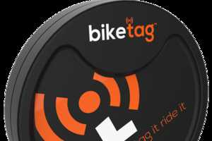 Smart Cycling Sensor BikeTag Keeps Your Friends and Family In the Loop