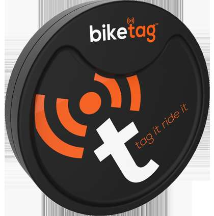 Smart Bike Safety Devices - Smart Cycling Sensor BikeTag Keeps Your Friends and Family In the Loop