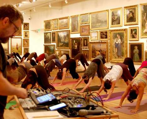 Ambient Yoga Classes