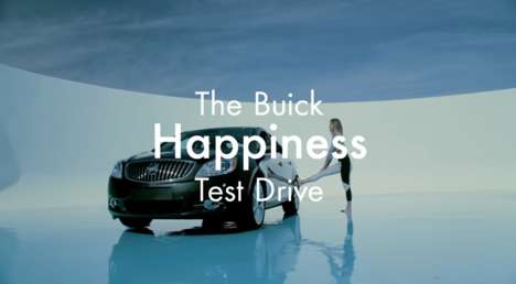 24-Hour Test Drives - Buick's '24 Hours of Happiness' Test Drive Encourages Wellness on the Road