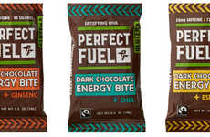 Energy-Boosting Chocolate Snacks