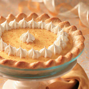 Christmas Beverage Desserts - This Eggnog Pie Recipe is a Certain Crowd-Pleaser During the Holidays