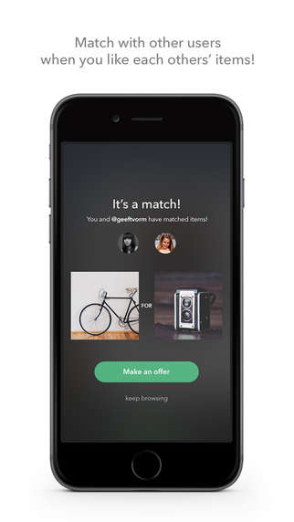 Object-Swapping Apps - Shufl is an Online Marketplace to Trade One Item for Another