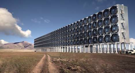 Modular Carbon-Capturing Filters - This Structure Could Help Capture Carbon on an Industrial Scale
