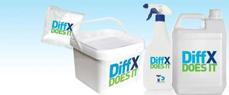 Hospital-Friendly Disinfectants - DiffX is Targeted Towards Use in Medical Care Facilities