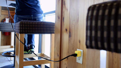 Solar-Powered Outlet Adapters - The 'SunPort' Allows Users to Run Multiple Devices on Solar Power