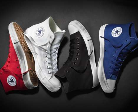 Refashioned Iconic Sneakers