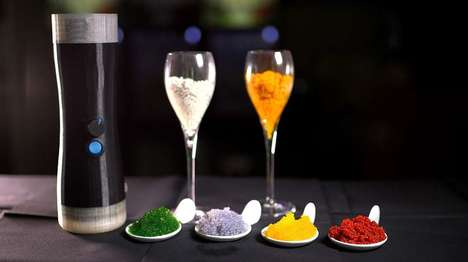 Fake Caviar-Creating Devices - This Handheld Kitchen Aid Converts Any Liquid into Caviar-Like Pearls