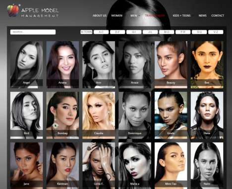 Transgender Model Agencies - Apple Model Management is an Agency Exclusively for Transgender Talent