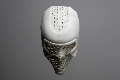 Cooling Headgear Prototypes - This Cooling Hood Mimics the Feeling of Splashing Water on Your Face