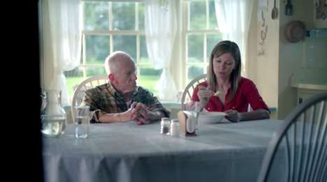 Emotional Caregiver PSAs - This AARP Ad Demonstrates How Quickly Children Can Become the Caregiver