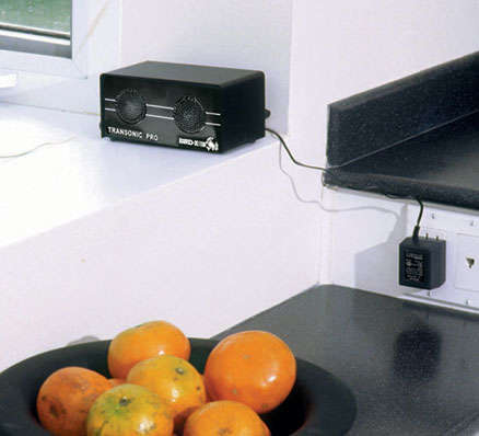Electronic Pest-Repelling Devices - This Electonic Pest Control System is Humane and Safe to Use