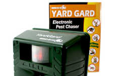 Humane Outdoor Pest Repellers