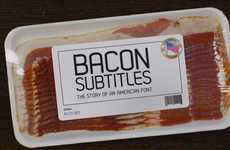 Bacon-Themed Film Festival Ads