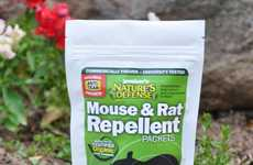Organic Rodent Repellents