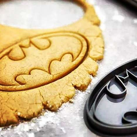 35 Creative Cookie Cutter Designs - From Prehistoric Baking Essentials to Suggestive Cookie Molds