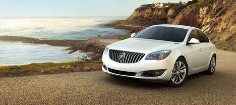 The Buick Luxury Sedan Experience - Trend Hunter Took the 2015 Buick Lineup For a Weekend Test-Drive