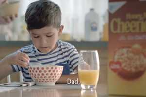This Cheerios Commercial is in Spanish with English Subtitles