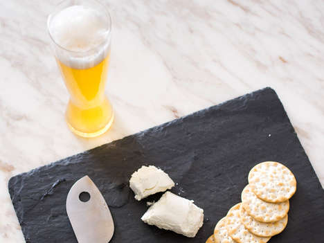 Cheesy Beer Pairing Guides - This Cheat Sheet Shows the Best Beer and Cheese Couplings